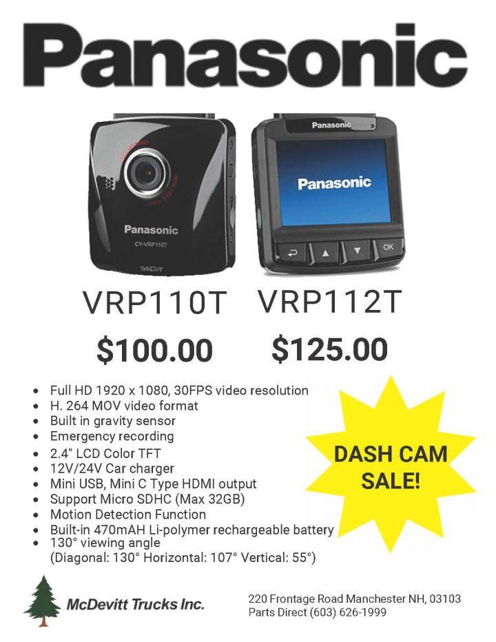 Panasonic Ad for dashcams
