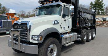 2021 Mack Granite Dump Truck